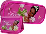 New Princess and the Frog Pink Pencil Case and Wallet