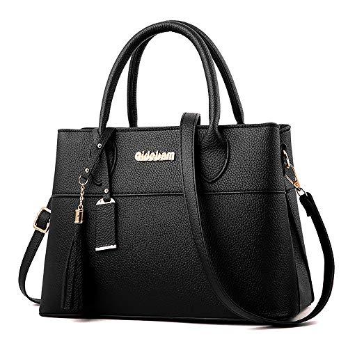 Sac Unique Soft Pure Est Épaule Kaka Femme Black Cbcala Couleur wC64Y6q