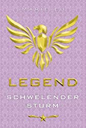 Legend 2 - Schwelender Sturm (German Edition)