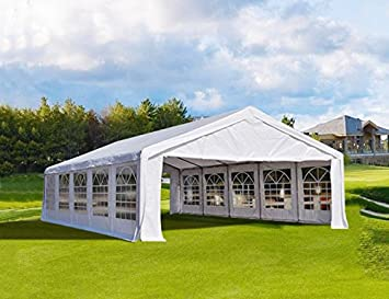 Quictent 32u0027x20u0027 Heavy Duty Outdoor Carport Party Wedding Tent Shelter Quictent is & Amazon.com: Quictent 32u0027x20u0027 Heavy Duty Outdoor Carport Party ...