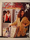 img - for {Lace Sweaters} Lace Vests & Sweaters {Annie's Attic Booklet 87v76} book / textbook / text book