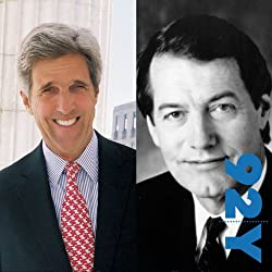 John Kerry with Charlie Rose