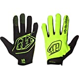 2017 Troy Lee Designs Air Gloves-Flo Yellow-L