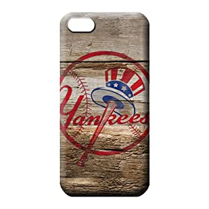 iphone 5 5s Series Retail Packaging Protective Stylish Cases cell phone carrying skins new york yankees