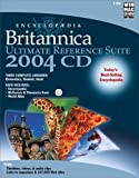 New Encyclopedia Britannica 2004 Ultimate Reference