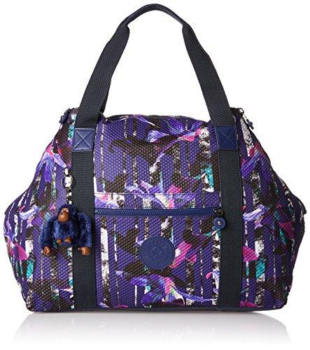 Couleur Flower Bl BL Flower Urban de Voyage Urban M Multi Art Multicolore Multicolore Sac Kipling wqO66v