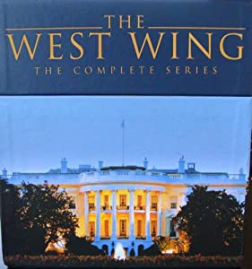 the complete west wing seasons 1 7 44 disc box set dvd martin sheen rob lowe. Black Bedroom Furniture Sets. Home Design Ideas