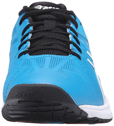 Asics Mens Gel-solution Speed 3 Scarpa Da Tennis Blue Jewel / Bianco / Nero