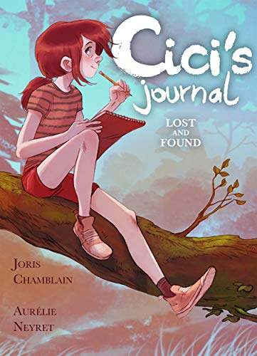 Book Cover: Cici's Journal: Lost and Found