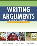 Writing Arguments 9780205171569