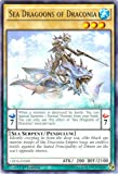 Yu-Gi-Oh! - Sea Dragoons of Draconia (CROS-EN000) - Crossed Souls - 1st Edition - Rare