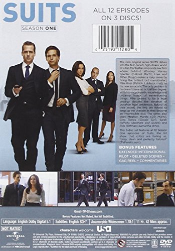 025192112805 - Suits: Season 1 carousel main 1