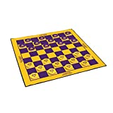 Victory Tailgate West Chester University Golden Rams 2-in-1 Giant Checkers & All Weather Mat
