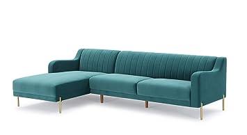 Amazon.com: Limari Home Oblach Collection - Sofá tapizado de ...
