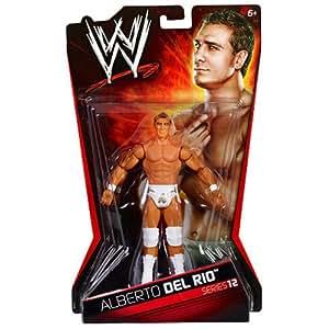 WWE Alberto Del Rio Series 12