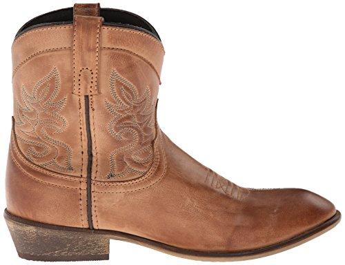 Dingo Kvinners Willie Vestlige Boot Antikk Tan