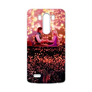 Frozen Romantic prince and princess Cell Phone Case for LG G3