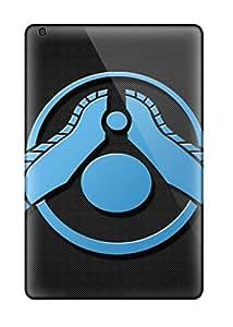 Ipad Mini/mini 2 Case Cover - Slim Fit Tpu Protector Shock Absorbent Case (hiigaran)