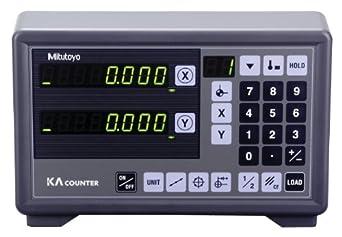 mitutoyo ka counter user manual