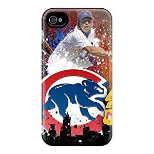 Beautiful Chicago Bears Covers For Iphone 4/4s, Protective Cases Covers
