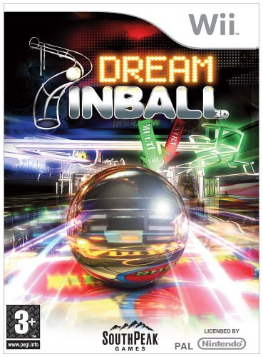 Dream Pinball 3D (Wii) by Southpeak (Wii Games Pinball)