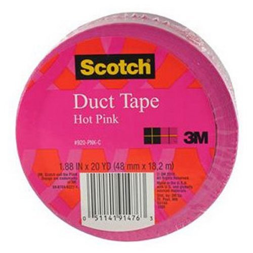 Amazon 3m duct tape pink 188 inch by 20 yard home improvement aloadofball Image collections