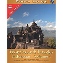 Parleremo Languages Word Search Puzzles Indonesian: 1