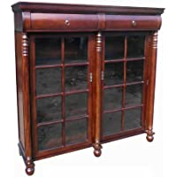 D-ART COLLECTION Traditional Display Bookcase