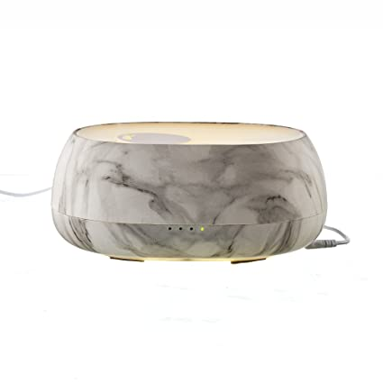 Amazon com: Ultrasonic Air Humidifier Essential Oil Diffuser Room