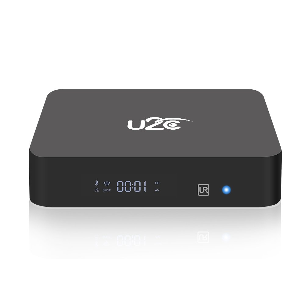 Docooler Android Mini PC Android 7.1 Amlogic S912 Octa-core 64 Bit 3GB / 32GB H.265 UHD 4K Mini PC 2.4G & 5G WiFi 1000M LAN BT 4.1 HD Media Player US Plug by Docooler (Image #7)