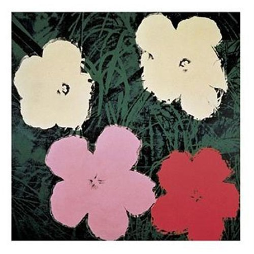 Andy Warhol - Flowers III Andy Warhol Flower Prints