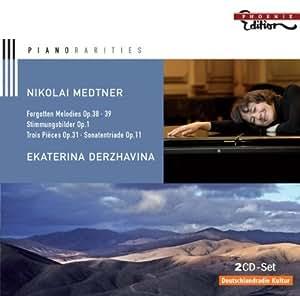 Forgotten Melodies Op.38-39 S