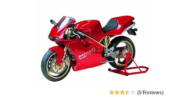 Tamiya 300014068 - 1:12 Ducati 916 Desmo 1993