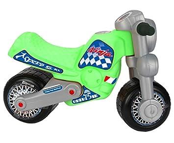 Falca - Moto Super Trail Ninja, Color Verde (00112): Amazon ...
