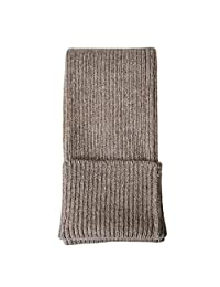 Share Maison Women's Winter Fingerless Stretchy Wool Gloves Long Arm Warmers Fashion Sleeves