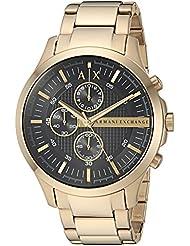Armani Exchange Mens AX2137  Gold  Watch