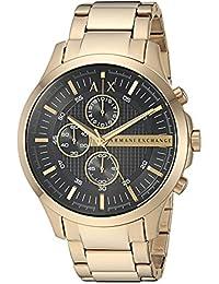 Armani Exchange AX2137 Watch, Men, Gold