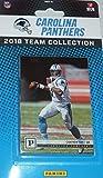 Carolina Panthers 2018 Panini Factory Sealed NFL Football Complete Mint 12 Card Team Set with Cam Newton, Greg Olsen, Christian McCaffrey plus