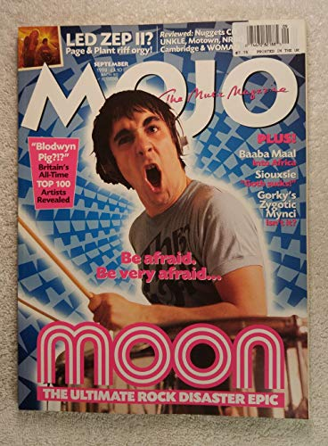 Keith Moon - The Who - The Ultimate Rock Disaster Epic - Mojo Magazine - Issue #58 - September - Magazine Disasters