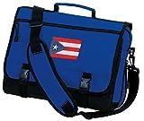 Puerto Rico Laptop Bag Puerto Rico Flag Messenger Bags