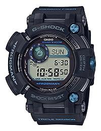 Casio G-Shock Master of G FROGMAN Black Blue Watch GWFD1000B-1 Diver Triple Sensor 200M