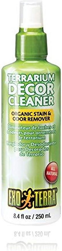 Exo Terra Desodorante y Limpiador Decor Cleaning - 250 ml