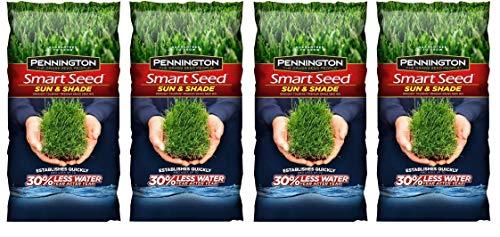 Pennington Smart Seed Sun & Shade Mix N 3 Lb. (Fоur Paсk)