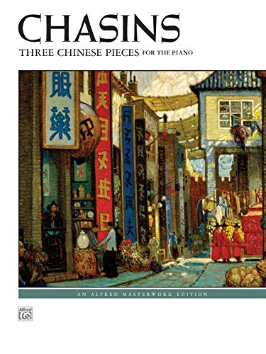 Three Chinese Pieces (Alfred Masterwork Edition)