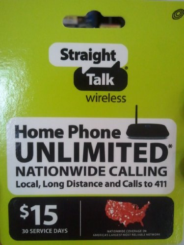 Straight talk home phone service