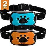PawPets Anti Bark Collar | No Bark Collar | Bark Collar for Small Dogs 5-15lbs