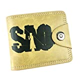 Gumstyle Sword Art Online Anime Cosplay 10 Slots Bifold Wallet Card Holder Purse 1