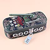 Creative Tank shape Camouflage Writing case with password Review and Comparison