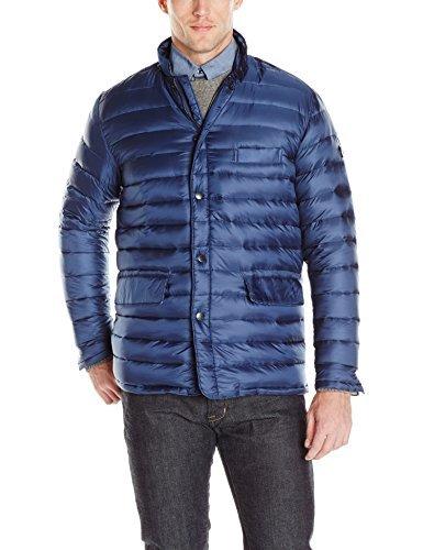 Ben Sherman Mens Packable Down Filled Blazer