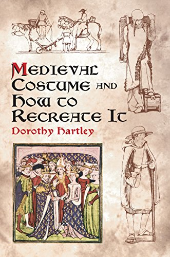 Designers Custom Costumes (Medieval Costume and How to Recreate It (Dover Fashion and)